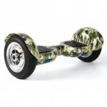 Гироборд Smart 10 military green, колеса 10