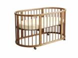 Детская кроватка-трансформер Веселка