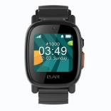 Детский телефон-часы с GPS трекером FixiTime 3 Black