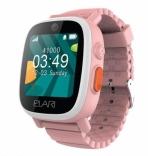 Детский телефон-часы с GPS трекером FixiTime 3 Pink