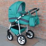 Универсальная коляска Bebekitto Grono Imit - колеса пластик, цвета в ассорт.