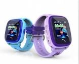 Водонепроницаемые детские GPS часы SMART BABY WATCH DF25 LBS (Q100 AQUA), цвета в ассорт.