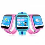 Детские GPS часы SMART BABY WATCH Q750 (Q100S), цвета в ассорт.