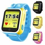 Детские (подростковые) GPS часы SMART BABY WATCH Q200, цвета в ассорт.