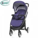 Детская коляска 4 Baby Atomic XVII, цвета в ассорт.