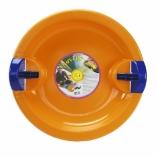 Ледянка-тарелка KHW Kunststoff Fun Ufo, 76225, цвета в ассорт.
