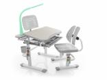 Комплект мебели Mealux Evo-05 (стол+стул+лампа+подставка), цвета в ассорт.