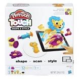 Игровой набор PLAY-DOH Лепи и делай прически, B9018