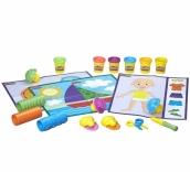 Игровой набор PLAY-DOH текстуры и инструменты, B3408