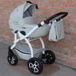 Универсальная коляска Tutek Trido ECO кожа, в ассорт.