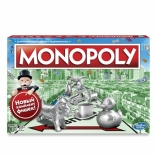 Классическая Монополия Hasbro украинская версия обновеленная, C1009657
