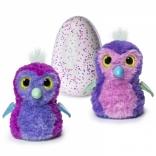 Hatchimals: Гламурный Пингви в яйце, SM19100/6037399