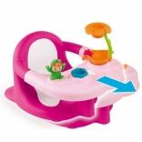 Стульчик для купания Smoby розовый, 110605