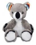 COCO-КОКО Коала музыкальная мягкая игрушка с белым шумом, серцебиением Zazu, ZA-СОСО-01