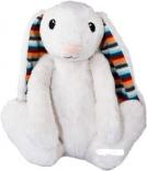 BIBI-БІБ Кролик музыкальная мягкая игрушка с белым шумом, серцебиением Zazu, ZA-BIBI-01