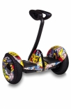 Монорим (Сигвей) Monorim M1Robot Ninebot mini 10,5 дюймов (Music Edition) Hip-Hop yellow, 876652