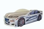 Кроватка машина Mebelkon (Мебелькон) Тесла 80*180, цвета в ассорт.