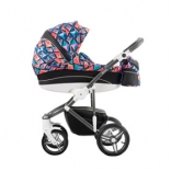 Детская коляска Bebetto Murano, цвета в ассорт.