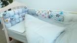 Комплект детской постелки