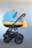 Детская универсальная коляска 2 в 1 Ajax Group Лыбидь, в ассорт.
