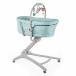 Кроватка - укачивающий центр Chicco Baby Hug 4 in 1, цвета в ассорт.