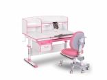 Комплект Evo-kids (стол+ящик+надстройка+кресло) Evo-50, цвета в ассорт.