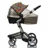 Универсальный козырек для коляски Must Have Shade, цвета в ассорт.