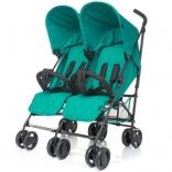 Прогулочная коляска для двойни 4 Baby Twins, цвета в ассорт.