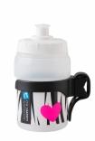 Бутылка Зебра Crazy Safety с креплением 300 мл, 590600-20