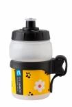 Бутылка Леопард Crazy Safety с креплением 300 мл, 590590-20