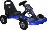 Каталка-автомобиль с педалями
