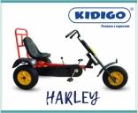 Веломобиль KIDIGO Harley, VM7
