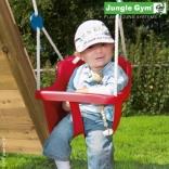 Детская качеля Jungle Gym Baby Swing, 250_023
