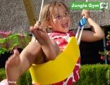 Детская качеля Jungle Gym Sling Swing Kit, 250_000