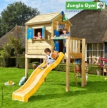 Игровой домик Jungle Gym Playhouse + Frame L, 430_250