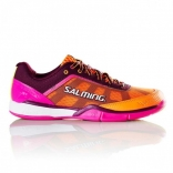 Женские кроссовки Salming Viper 4 Women Purple/Orange, разм в ассорт.
