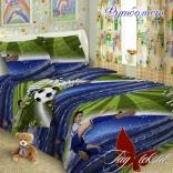 Детское постельное белье Tag Футболист 150х220