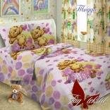 Детское постельное белье Tag Тедди 150х220