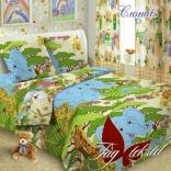 Детское постельное белье Tag Слоник 150х220