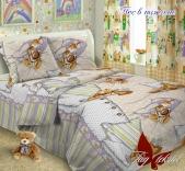 Детское постельное белье Tag Пес в пижаме 150х220