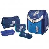 Школьный ранец с наполнением Herlitz Flexi Plus Space, 37115