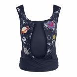 Рюкзак-кенгуру Cybex YEMA TIE Anna K Space Rocket, 518001405