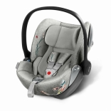 Автокресло Cybex Cloud Q Koi mid grey, 518000001