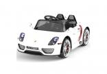 Электромобиль Tilly Porsche Spyder T-767 White