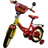 Двухколесный велосипед DendiToys Тачки 14'' (181417)
