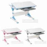 Стол-трансформер FunDesk Trovare, Pink, Blue, Grey, цвета в асорт.