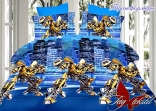 Детское постельное белье Tag Трансформеры 150х220, ДП-transformers