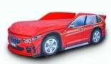 Кроватка-машина Mebelkon BMW X5 (БМВ X5) 80х170, цвета в ассортименте
