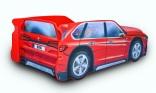 Кроватка-машина Mebelkon BMW X5 (БМВ X5) 80*180, цвета в ассортименте