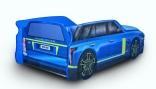Кроватка-машина Mebelkon Range Rover (Рендж Ровер) 80*180, цвета в ассорт.